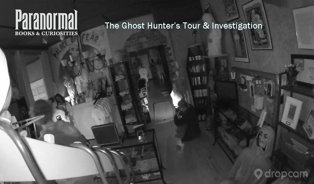 Paranormal Museum and Curiosities - Asbury Park New Jersey - Haunted New Jersey - Ghost Tours
