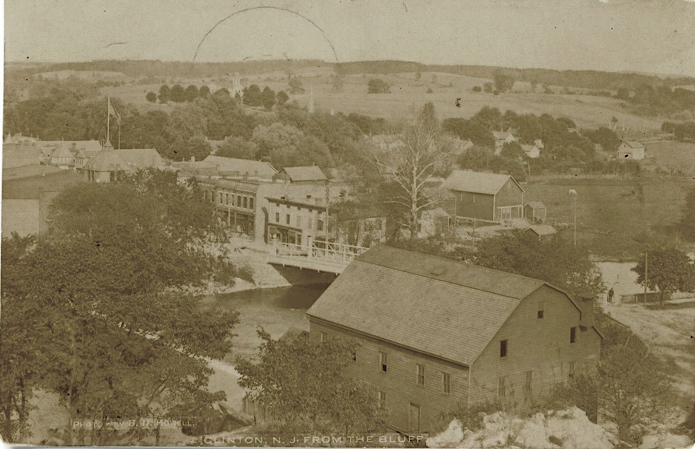 Historic Clinton Red Mill Haunted