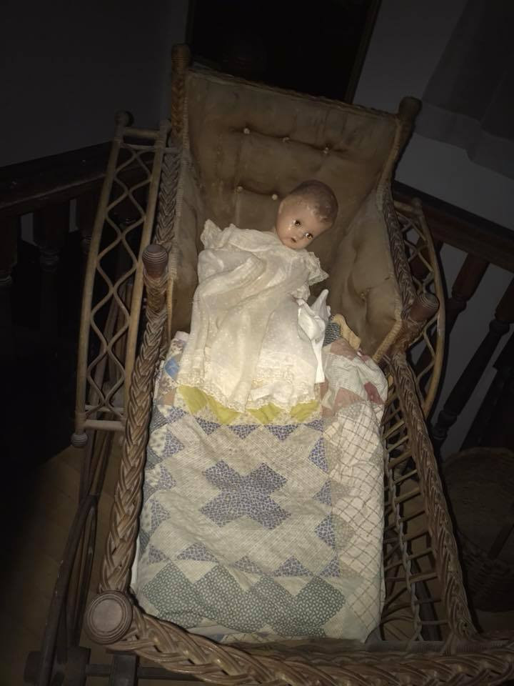 Haunted Doll - Asbury Park New Jersey - Haunted New Jersey - Paranormal Museum and Curiosities