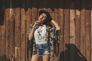mockup-of-a-woman-wearing-a-t-shirt-agai