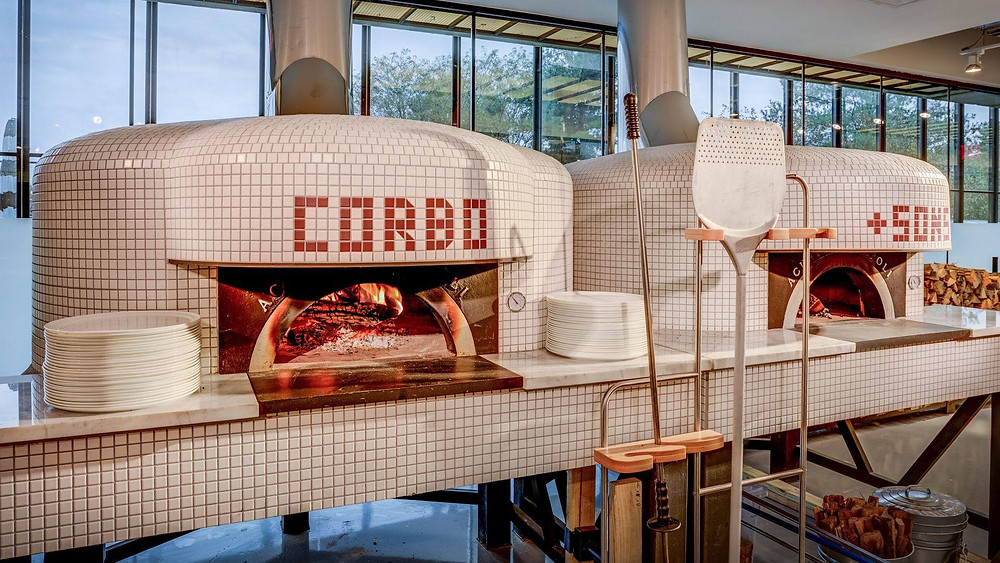 Bell Market - Corbo and Sons - Pizza Ovens
