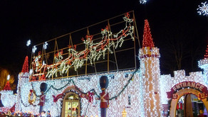 8 Light Displays To Visit In New Jersey This December!