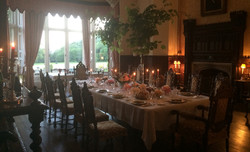 Party in Dining Room, Stradey
