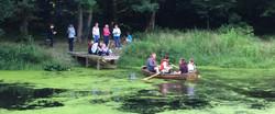 Boating trip at Stradey