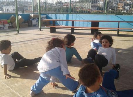 A importância da motricidade para crianças em idade pré-escolar