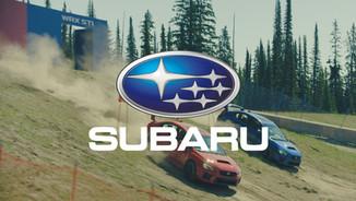 Subaru WRX STI l Dual Slalom Semenuk and Rowe on Slalom