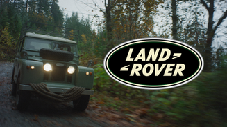 Land Rover 'The Road'