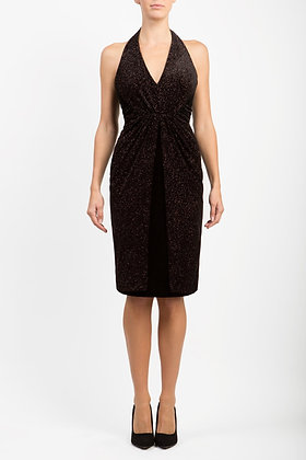 Hannah Glitter Dress WAS £130