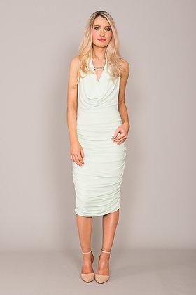 Nickel Dress Cobalt