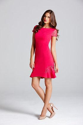 Pink Wiggle Dress