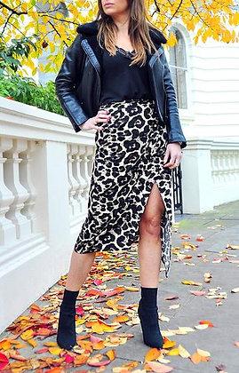 Zaza Wrap Skirt