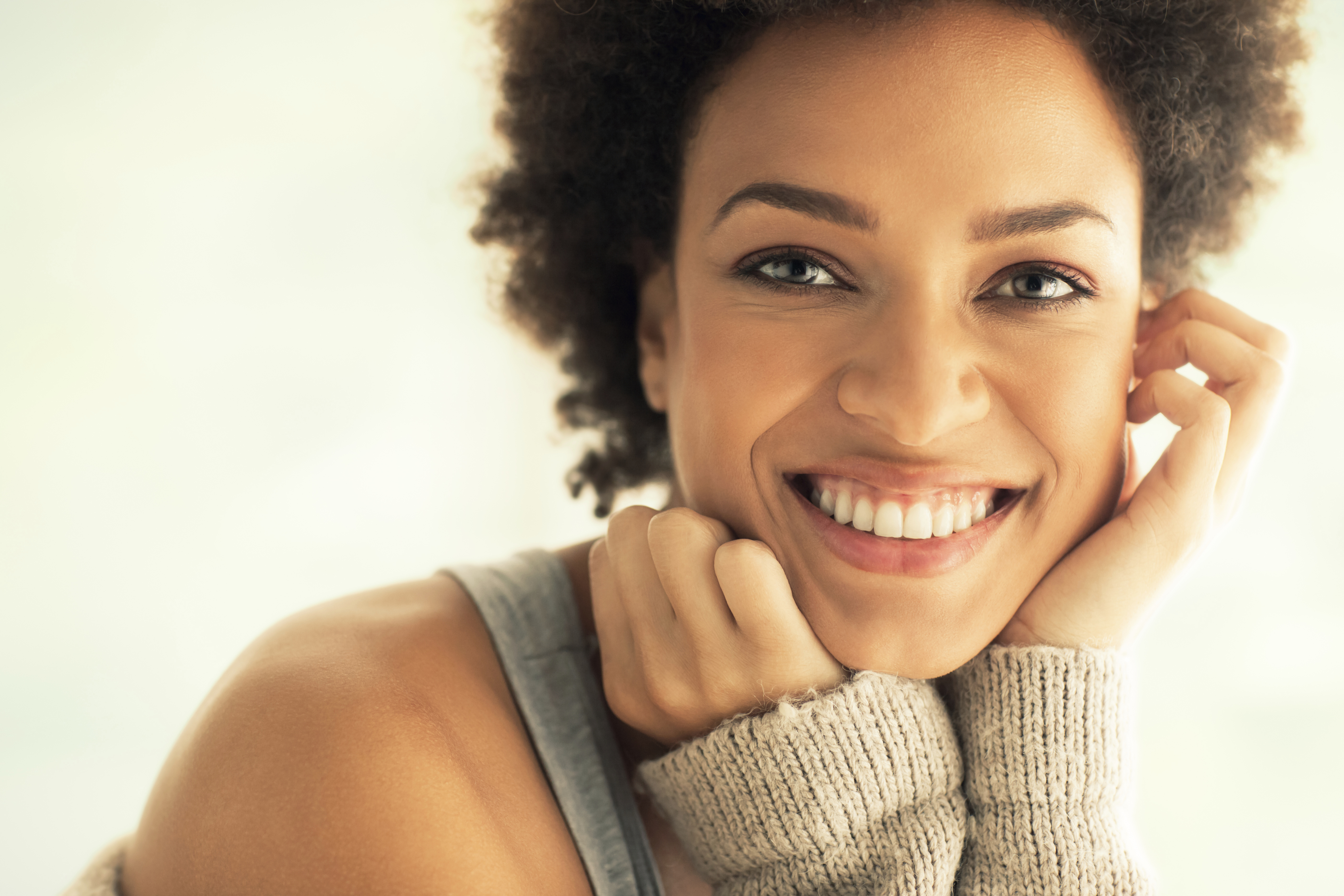 166669575-African-American-Woman-Smiling