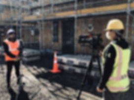 Contactless Filming and videography during covid19
