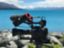 Full Sony FS7 Filming Gear