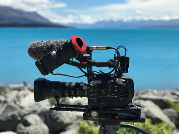 Full Sony FS7 Filming Gear