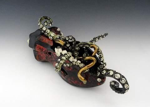 Carlson Pottery Prince George Wheel Thrown-025