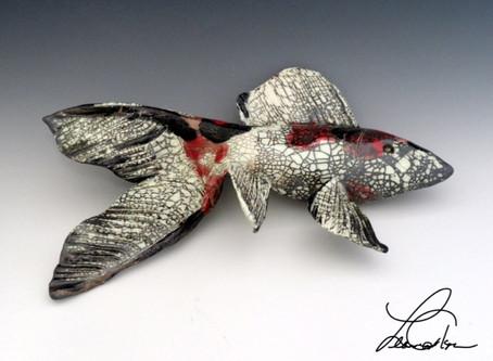 My latest work is very fishy.