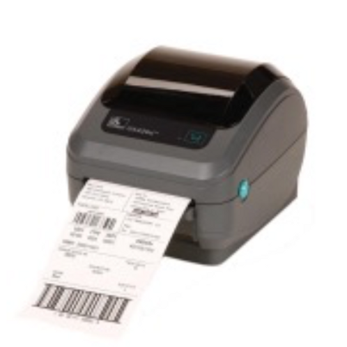 Label Printer (Hand-Held Unit Supporting Accessory)
