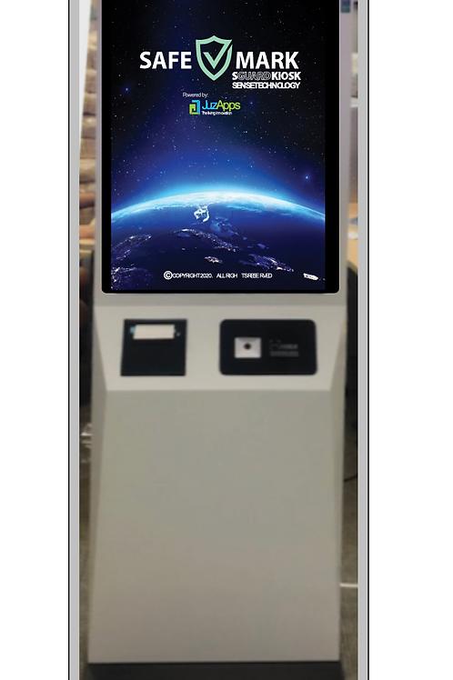 SGuard Kiosk With Sense Technology