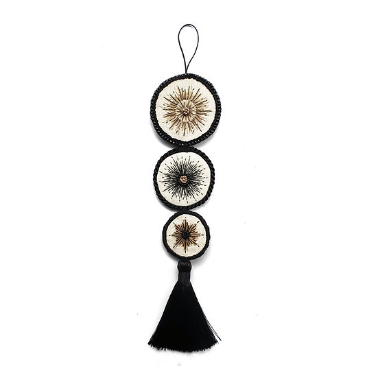 Starburst Hanging Ornament