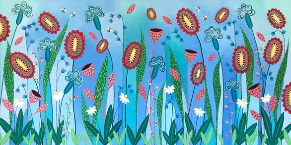 For Sale - Blooming Abundance