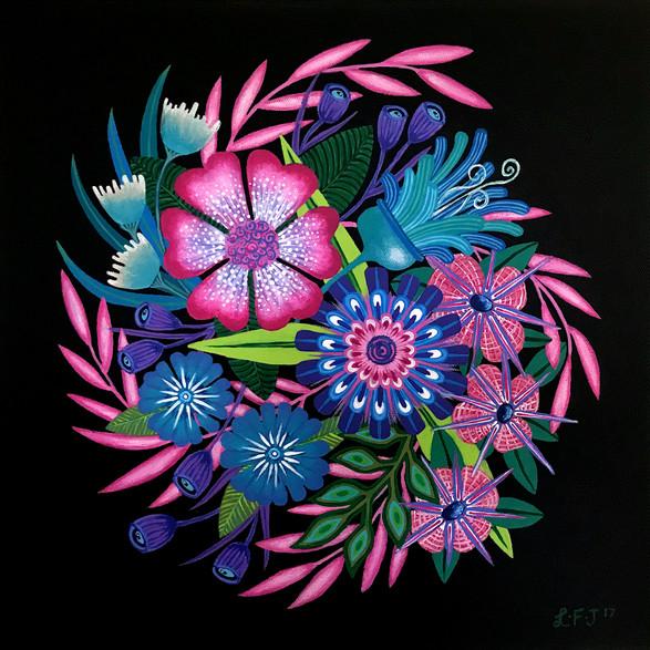 SOLD - Summer Blooms no.3 Original Sold