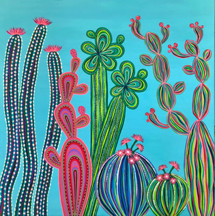 Cactus Party no.4 FOR SALE