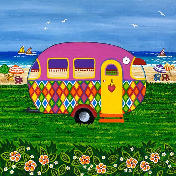 Caravan Holiday no.1