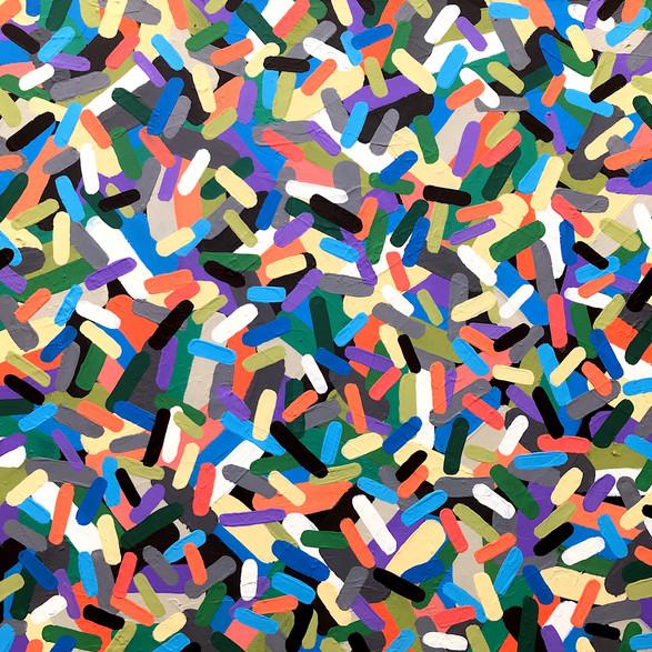 Sprinkles no.1 Original SOLD