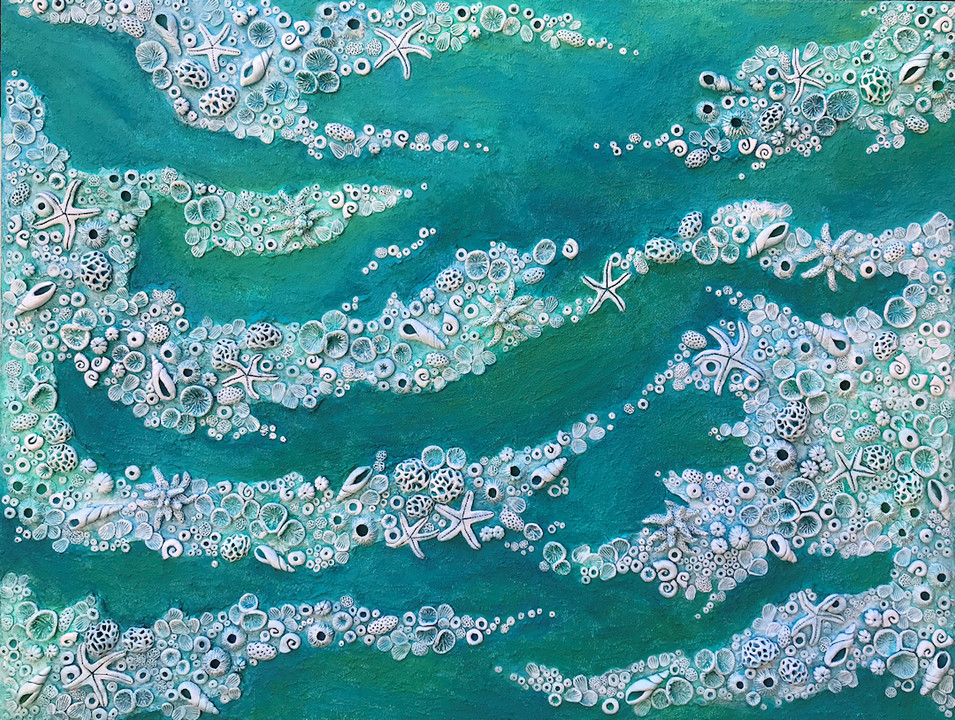 SOLD - Memories Of The Rockpools