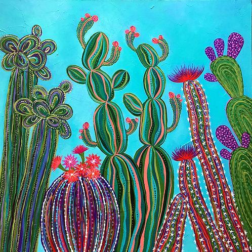 Cactus Party no.1