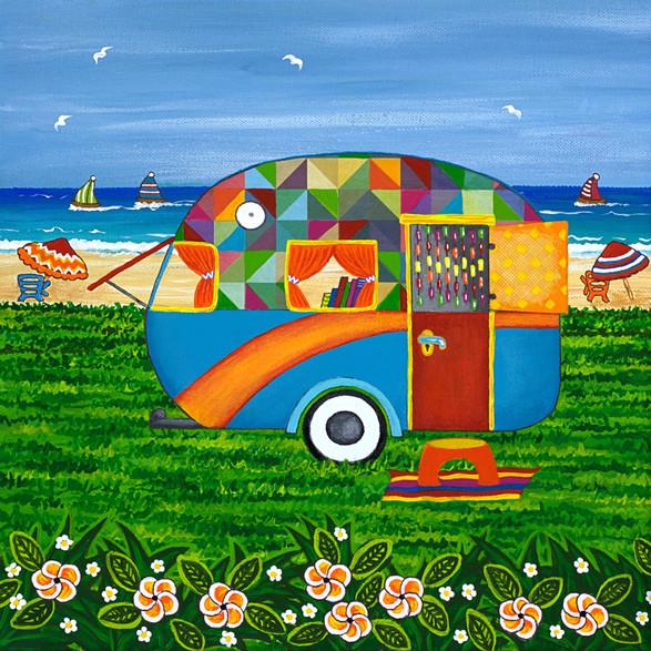 Caravan Holiday no.4