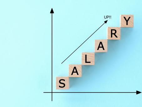 Hausse du salaire social minimum à partir du 1er janvier 2021