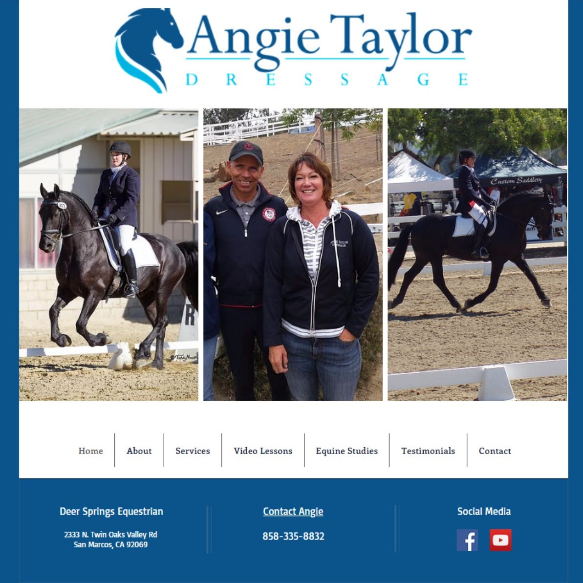 Angie Taylor Dressage