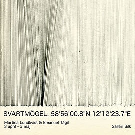 Galleri Silk - MARTINA LUNDKVIST OCH EMANUEL TÄGIL
