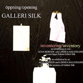 Galleri Silk - inventory