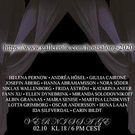 Galleri Silk - Höstsalongen 2020