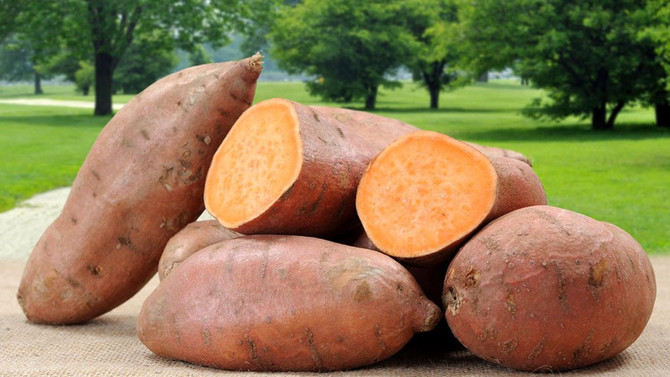 Why You Need to Eat More Sweet Potatoes