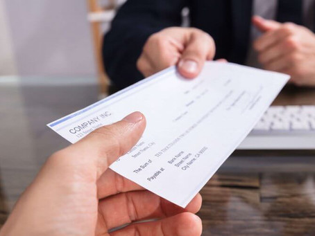 Send Your Customer a Bank Issued Check for their First Remote Deposit Transaction