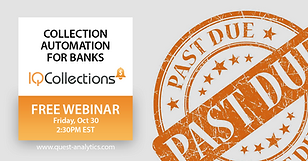 IQCollections Webinar 10-30-2020