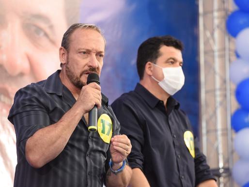 Aliança entre PP, DEM e Avante reforça liderança em torno de Belelli (PSL)