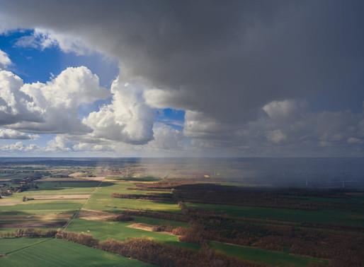 Tempestade: Goiás, Mato Grosso e Rondônia