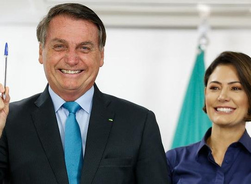 Bolsonaro e o seu compromisso consigo mesmo