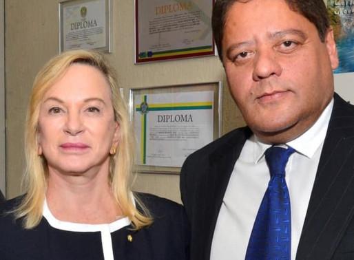 Depois do marido, MPGO propõe mais uma ação contra clube de Magda Mofatto
