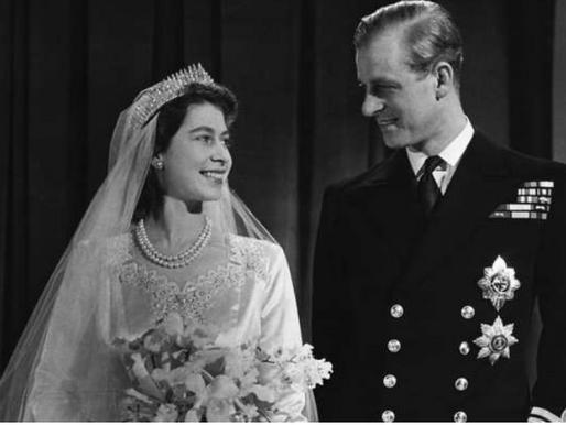 Os imortais da Casa Real Britânica