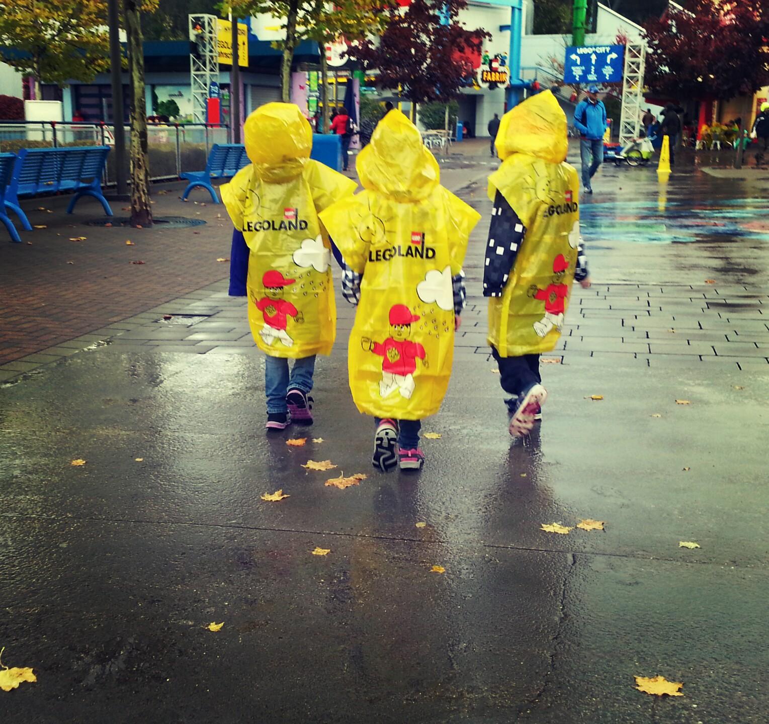 Malí světoběžníci v Legolandu