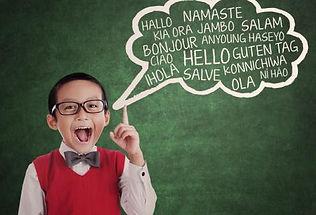 Bilingvní  výchova