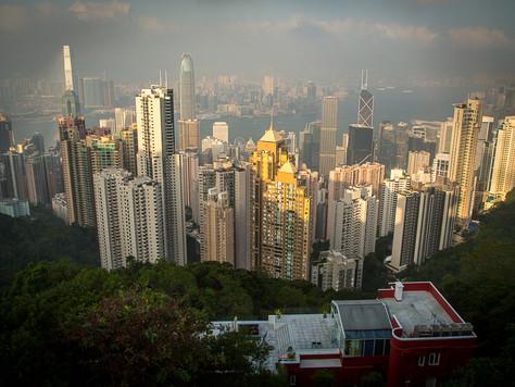 Harmonický Hong Kong pro děti a jejich malé nožičky