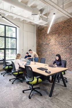 The Zoo coworking - ofis u uglu 1 - full