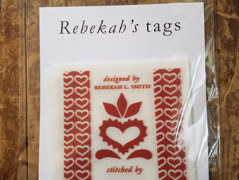 For Posterity: Rebekah's Tags